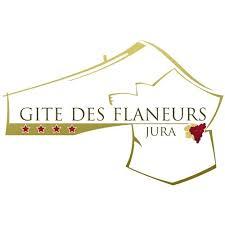 Logo gite des Flâneurs du Jura Villette les Arbois